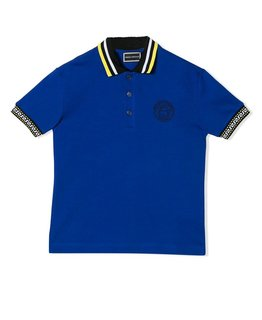 YOUNG VERSACE BOYS POLO