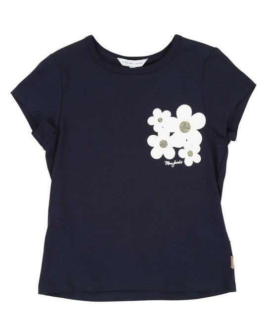 LITTLE MARC JACOBS LITTLE MARC JACOBS GIRLS TEE SHIRT