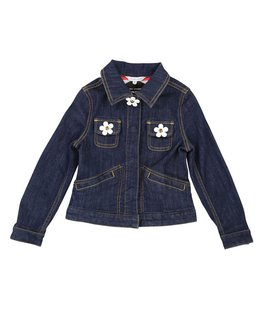LITTLE MARC JACOBS GIRLS JEAN JACKET