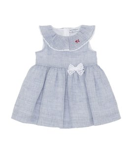 EMPORIO ARMANI BABY GIRLS DRESS