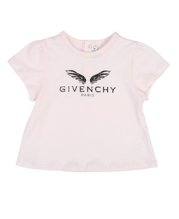 GIVENCHY BABY GIRLS TEE SHIRT
