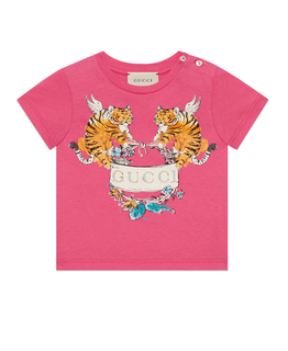 GUCCI BABY GIRLS TEE SHIRT