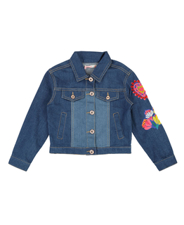 BILLIEBLUSH GIRLS JEAN JACKET