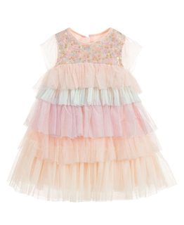 BILLIEBLUSH BABY GIRLS DRESS