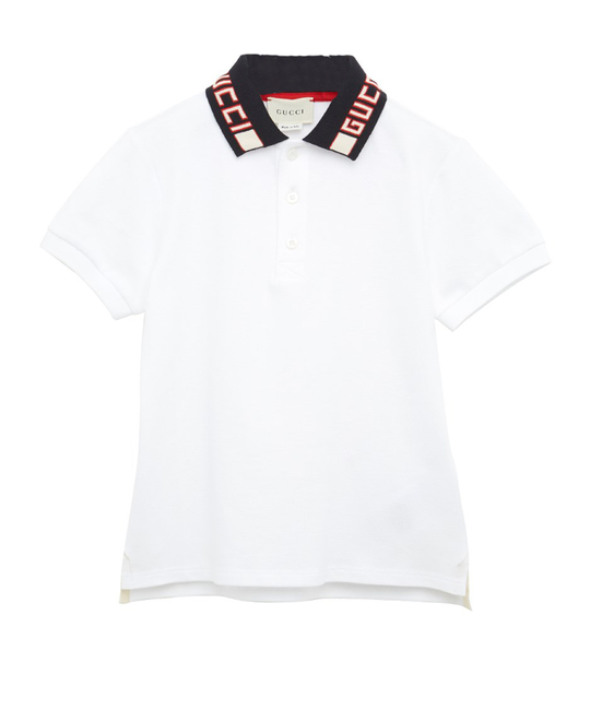 GUCCI GUCCI BOYS POLO
