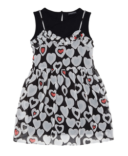 EMPORIO ARMANI GIRLS DRESS