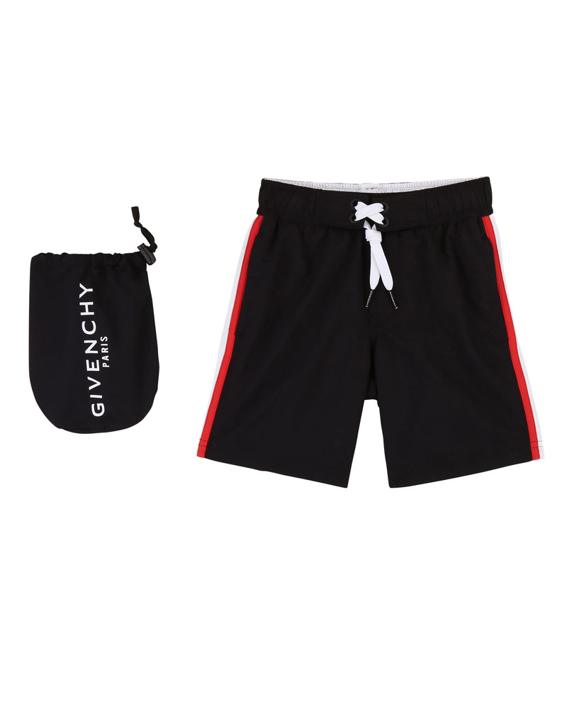 shop for best for sale 2018 sneakers GIVENCHY GIVENCHY BOYS SWIM SHORTS