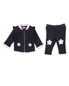 LITTLE MARC JACOBS LITTLE MARC JACOBS BABY GIRLS TRACKSUIT