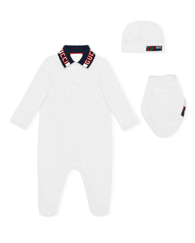 47999d73c6d GUCCI GUCCI BABY BOYS GIFT SET - Designer Kids Wear