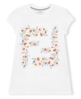 FENDI GIRLS TEE SHIRT