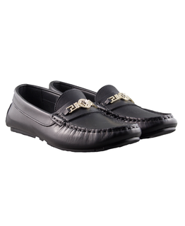 YOUNG VERSACE BOYS LOAFERS