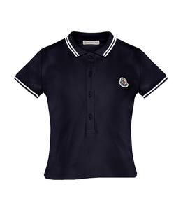 MONCLER GIRLS POLO