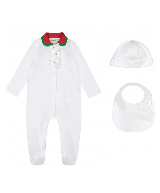 GUCCI GUCCI BABY GIRLS GIFT SET