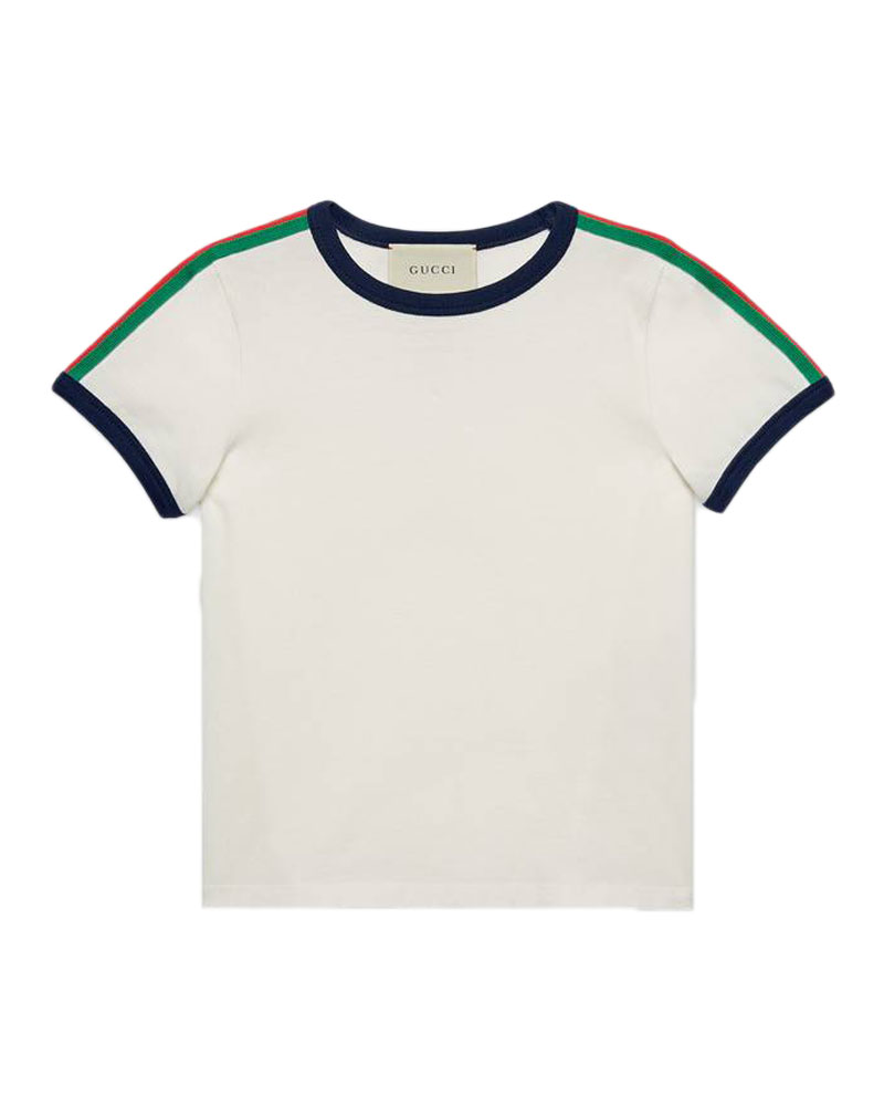 4515d101 GUCCI GUCCI BOYS TEE SHIRT - Designer Kids Wear