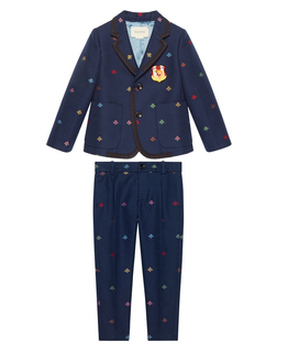GUCCI BOYS 2 PIECE SUIT