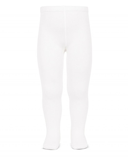 CÓNDOR COTTON TIGHTS WHITE