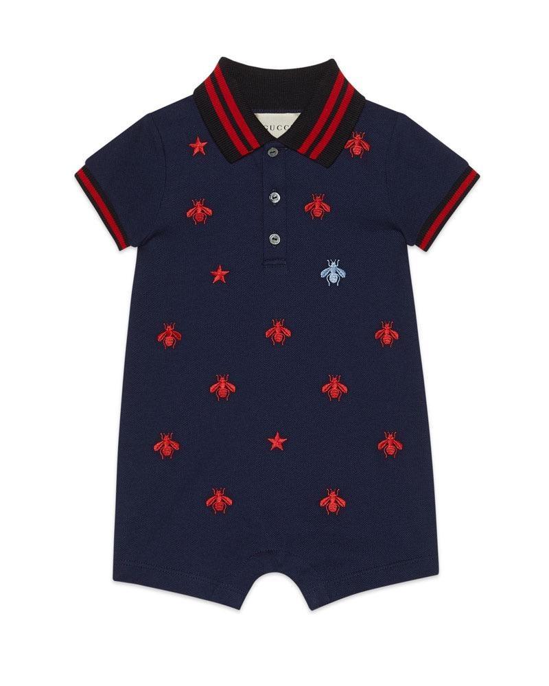 b60ff7fcc24 GUCCI GUCCI BABY BOYS ALL IN ONE - Designer Kids Wear