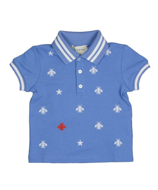 GUCCI GUCCI BABY BOYS POLO
