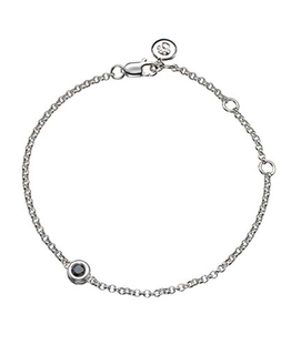 MOLLY BROWN LONDON SEPTEMBER BIRTHSTONE BRACELET-SAPPHIRE