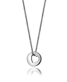 MOLLY BROWN LONDON HOPE OPEN HEART NECKLACE