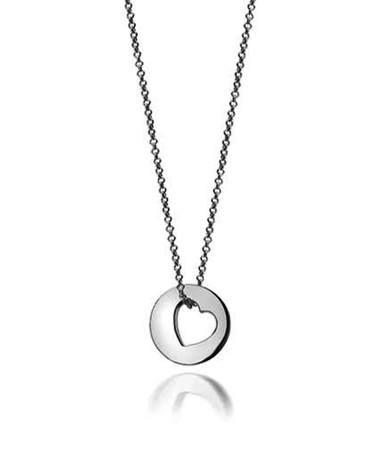 MOLLY BROWN LONDON MOLLY BROWN LONDON HOPE OPEN HEART NECKLACE