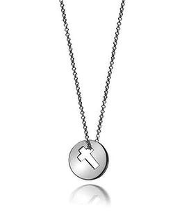 MOLLY BROWN LONDON HOPE OPEN CROSS NECKLACE