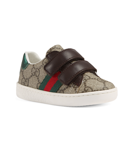 GUCCI TODDLER NEW ACE SNEAKER