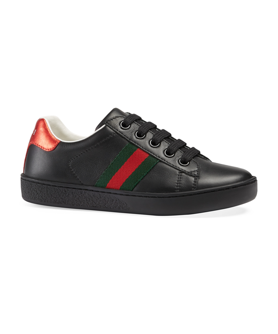 GUCCI GUCCI JUNIOR NEW ACE SNEAKER