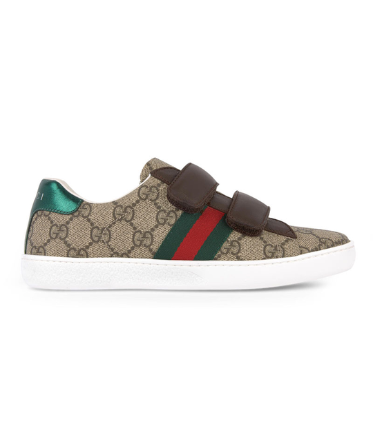 GUCCI GUCCI TEEN UNISEX NEW ACE SNEAKER