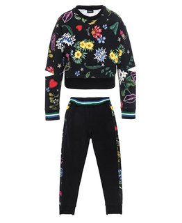 MONNALISA GIRLS JOGGING SUIT