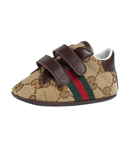 GUCCI BABY BOYS NEW ACE SNEAKER