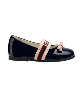 GUCCI GIRLS MIMI BALLERINA