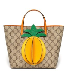 GUCCI PINEAPPLE HANDBAG