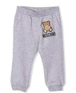 MOSCHINO BABY UNISEX TRACK PANTS