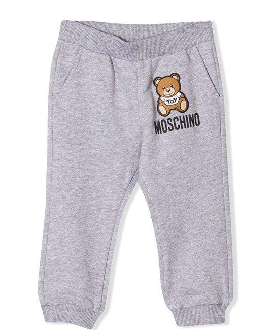 MOSCHINO MOSCHINO BABY UNISEX TRACK PANTS
