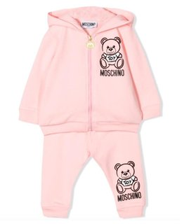 MOSCHINO BABY GIRLS TRACK SUIT