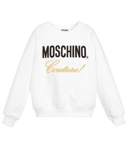 MOSCHINO GIRLS SWEATER