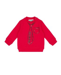 MOSCHINO BABY BOYS SWEATER