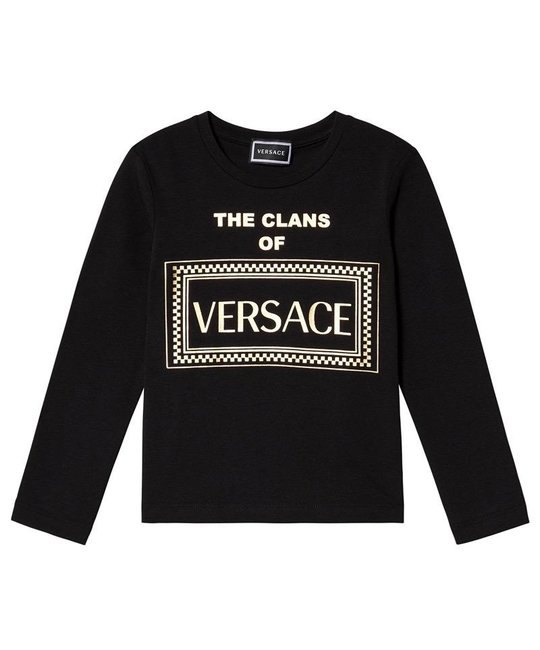 YOUNG VERSACE YOUNG VERSACE GIRLS TOP