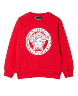 YOUNG VERSACE BOYS SWEATSHIRT