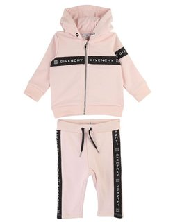 GIVENCHY BABY GIRLS TRACK SUIT