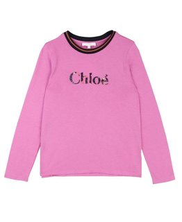 CHLOÉ GIRLS TOP
