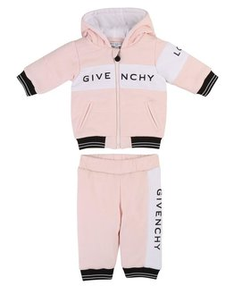 GIVENCHY BABY GIRLS JOGGING SUIT