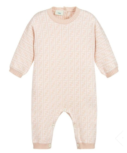 FENDI FENDI BABY UNISEX ONESIE