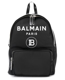 BALMAIN UNISEX BACKPACK