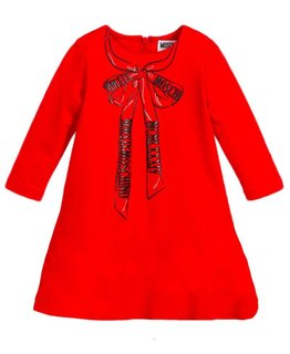 MOSCHINO GIRLS DRESS
