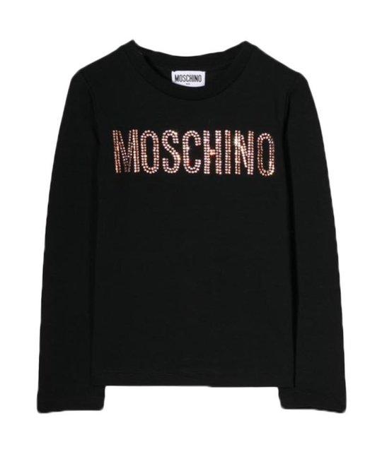 MOSCHINO MOSCHINO GIRLS TOP
