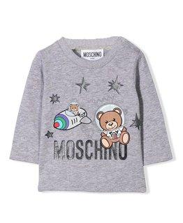 MOSCHINO BABY UNISEX TOP