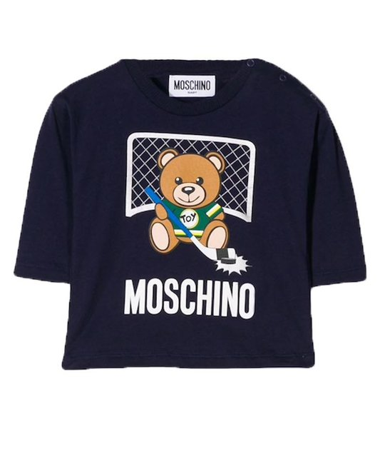 MOSCHINO MOSCHINO BABY BOYS TOP