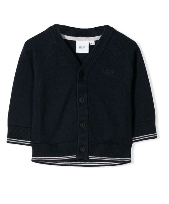 BOSS BOSS BABY BOYS CARDIGAN